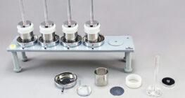 変水位透水性測定器 5点式