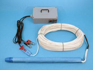 小型水中ポンプ (60m用) ケーブル付