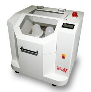 無粉塵型自動粉砕篩分け装置  RK4 Ⅱ