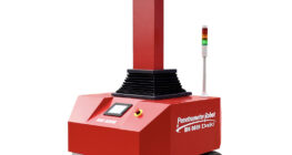 土壌硬度・水分計測ロボット