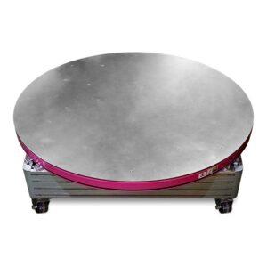 降雨装置用ターンテーブル