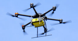 FTIR × DRONE Project ガスモニタリング試験