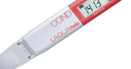 HORIBA コンパクトECメータ LAQUAtwin-EC-33B