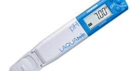 HORIBA  コンパクトpHメータ  LAQUAtwin pH-22B