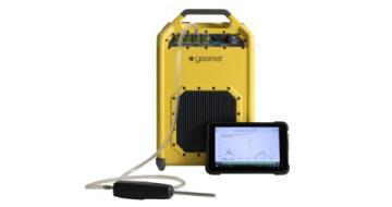 ポータブルFTIRガス分析装置