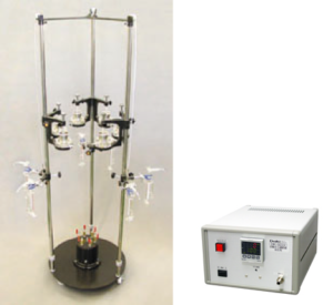土壌pF測定器(水頭圧、減圧兼用型)