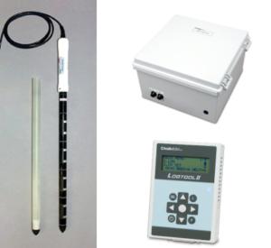 プロファイル水分計 (4層測定タイプ)