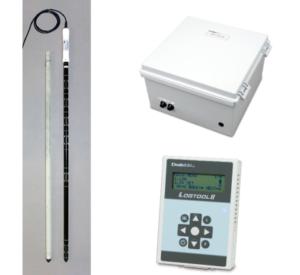 プロファイル水分計 (6層測定タイプ)