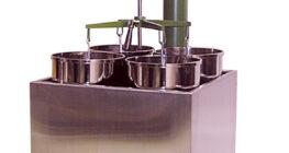 土壌団粒分析器 恒温式