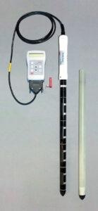 プロファイル水分計(4層表示タイプ)